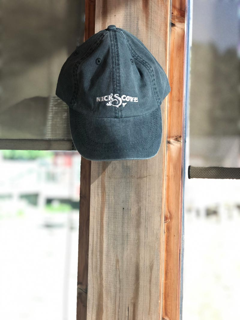 nicks cove denim hat